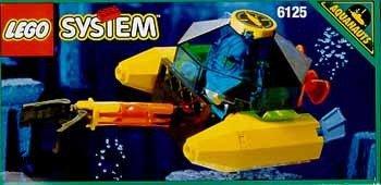 LEGO 6125 Aquazone Sea Sprint 9