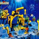 LEGO 6195 Aquazone Neptune Discovery Lab