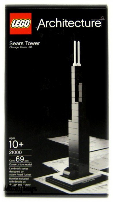 LEGO 21000 Architecture Sears Tower