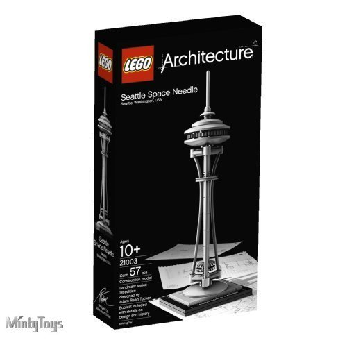 LEGO 21003 Architecture Seattle Space Needle