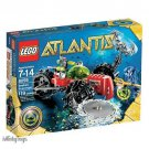 LEGO 8059 Atlantis Seabed Scavenger