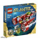 LEGO 8060 Atlantis Typhoon Turbo Sub