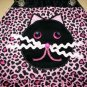 One-of-a-kind Custom Boutique Cat Shortalls Sz 4/5