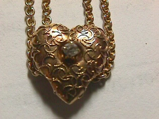 """Early 1900's Ladies' 14K Gold 34"""" Slide Chain - Estate Piece"""