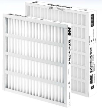16x25x2 Pleated Air Filter