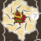 Spider Rose Print