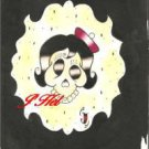 Girl Skull Print