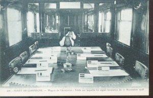 Foret De Compiegne - Wagon de l'Armistice 11 Novembre 1918
