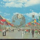 Unisphere - New York World's Fair 1964-1965 Post Card