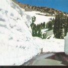 In Lassen Volcanic National Park California Post Card