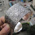 Charming Tibet silver bracelet money lines( S00000 00001C )