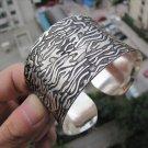 Tibet the silver bracelet Silvery white  M03