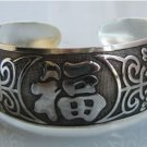 The beauty of the Tibet silver totem f your bracelets cuff bracelet