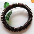 Rosewood Beads Elastic Bracelet