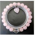 Fashion Jewellry Pink Stone Pretty Bracelet