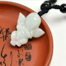 a cargo of natural emerald cute angel handmade pendant necklace pendant