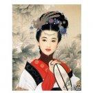 "Handicrafts Art Repro oil painting:""Classic beauty"""