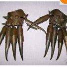 Wonderful Rare Chinese Copper Warrior Glove