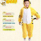 Neutral role in the popular children's children to play Animal Kigurumi pajamas jumpsuit (Tiger)