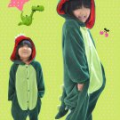 Neutral role in the popular children's children to play Animal Kigurumi pajamas jumpsuit (Alligator)