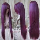 NEW Wholesale grapes Purple long straight full wig