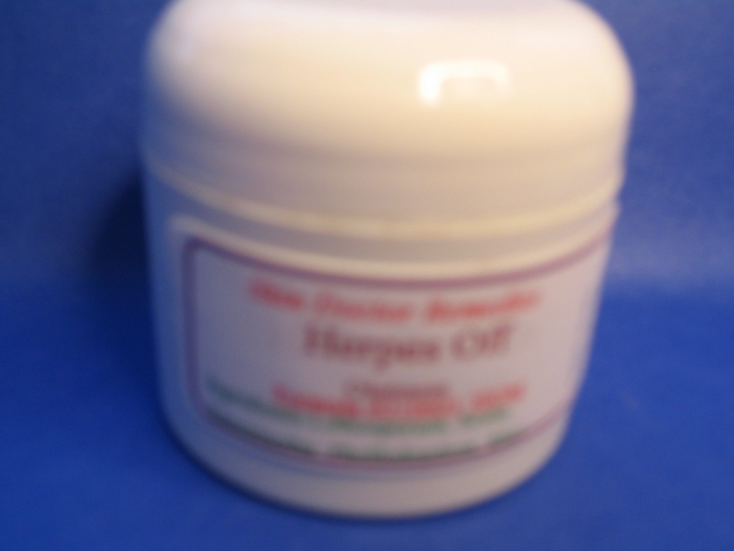 Herpes Off  Balm #21060 30 GM