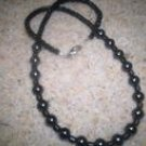 Hemetite Necklace