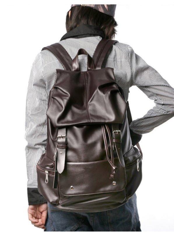 2011 Korean Fashion PU Backpack - NEW & HOT