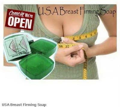 Usa Busty Breast Firming& lifting soap