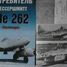 """Jet Fighter Me 262 """"Sturmvogel"""" (WWII-GERMANY-AIRCRAFT)"""