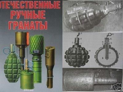 Soviet/Russian Hand Grenades