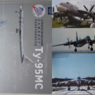 NEW! Russian Strategical Torpedo-Bomber Plane Tu-95MC