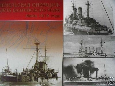 The Memmel Baltik Navy Operation (WWI - June 1915)