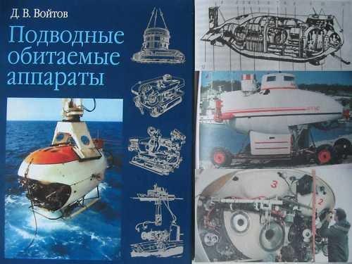 D.Voitov. Bathyscaphes