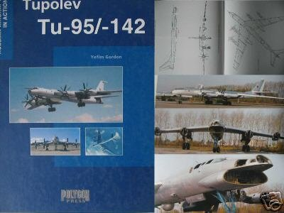 Russian Aircraft Tupolev Tu-95/-142  (in English)
