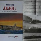 Japanese WW2 Heavy Aircraft-Carrier AKAGI
