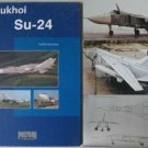 Russian Aircraft SUKHOI (Su-24) in Action (in English)