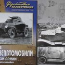 Russian/Soviet Light  Armored Cars  Built  before WW2