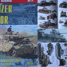 PANZER COLOR. German WW2 Tanks Camouflage P. 2