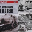 German WW2 Army MERCEDES-BENZ Cars&Trucks 1941-45 P.1