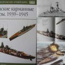 German WWII POCKET BATTLESHIPS (NAVY - BOOK - WW2)
