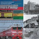 Steam/Diesel Hybrid Locomotives and Other Articles