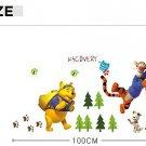 "home sticker for children room ""  Winnie The Pooh"""