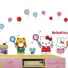 """home sticker for children room """"  Kitty cat"""""""