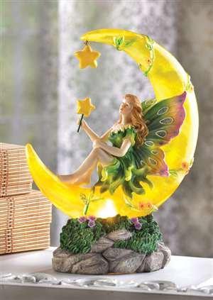 Moon Fairy Lamp