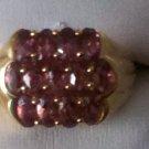 Pink Tourmaline Ring R-1108