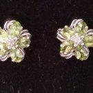 Peridot earrings  ER-0248