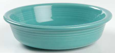 Fiesta Turquoise Soup Bowl