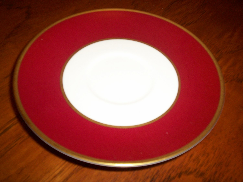 Mikasa Persian Red Saucer(s)
