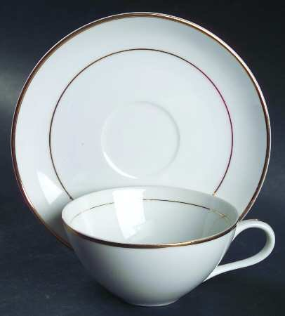 Sonnet Cup and Saucer